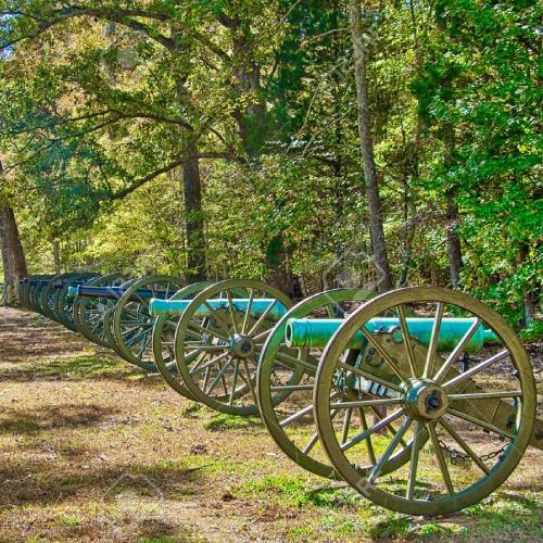 Shiloh National Park Pickwick Lake