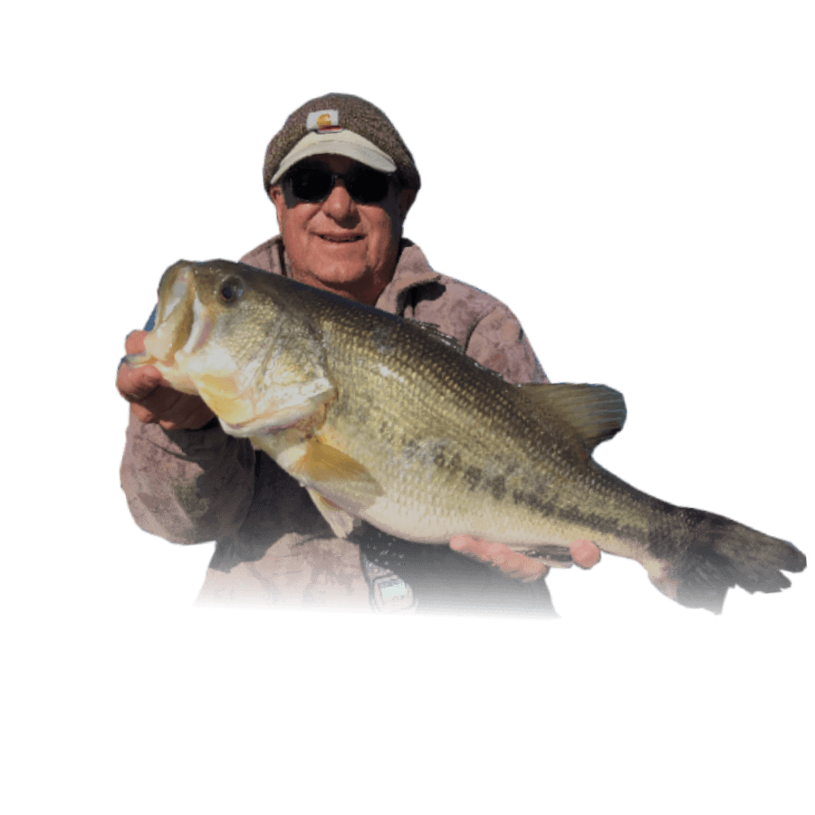 Donald Hedge Pickwick Lake Fishing Guide